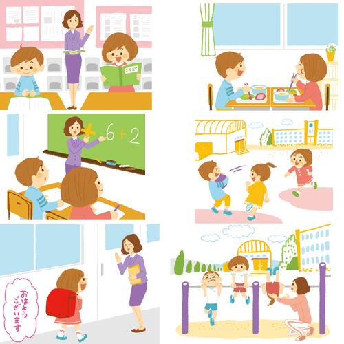 チャレンジ一年生 入学直前の準備 2015.1